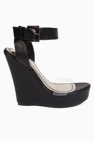 Girl Next Door Wedges $43
