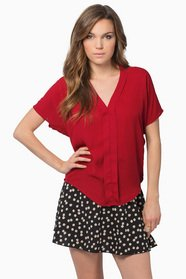Liddle Middle Blouse $28
