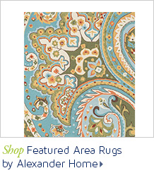 Shop Featured Area Rugs by Alexander Home