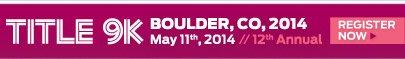 Title 9K / Boulder, CO / Register Now! >