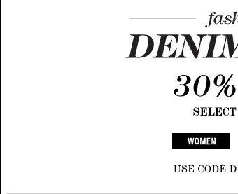 Denim Days - Women