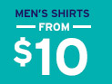 MEN´S SHIRTS FROM $10