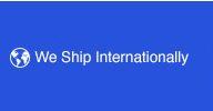 we ship internationally