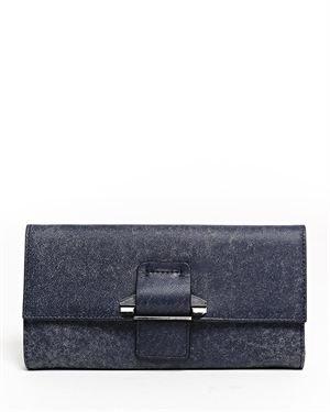 Kooba 100% Leather Tab Wallet