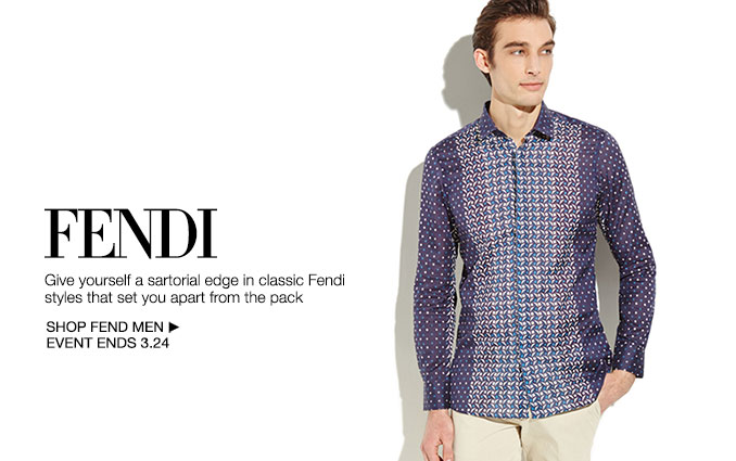 Shop Fendi - Men