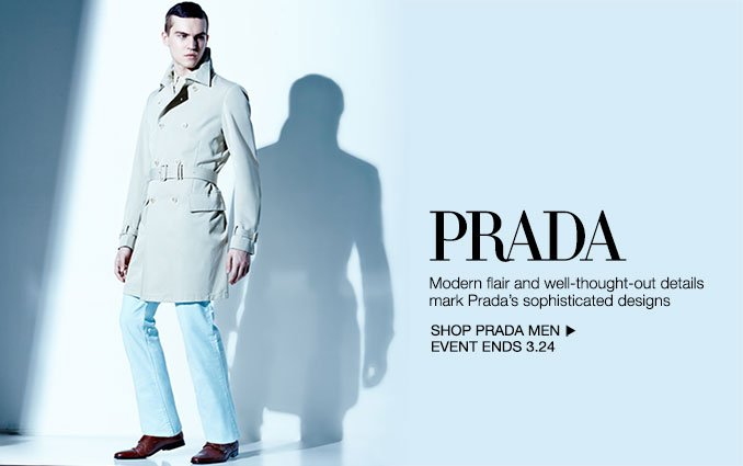 Shop Prada - Men