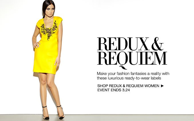 Shop Redux & Requiem - Ladies