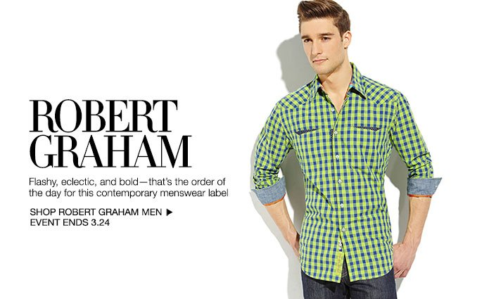 Shop Robert Graham - Men