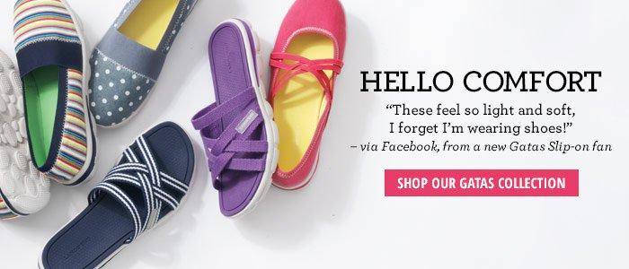 Shop our Gatas Collection