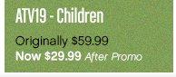 ORIGINALLY $59.99