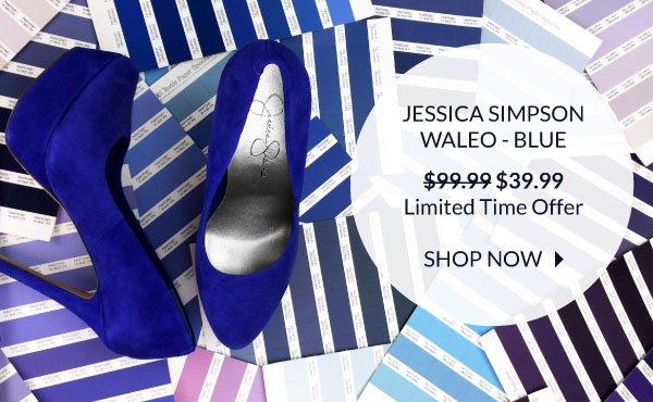 Save 60% Off Jessica Simpson Waleo