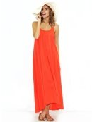 9 Seed Tulum Dress in Coral