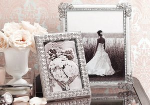 The Wedding Registry: Picture Frames