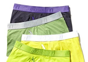 The Basics: Boxers, Briefs & More