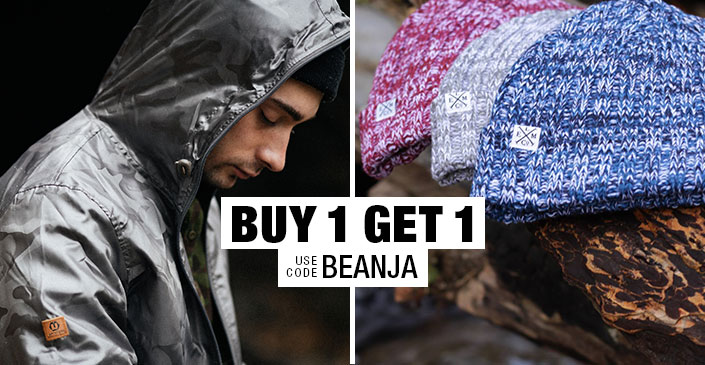 Pick and Choose: Beanies and Jackets