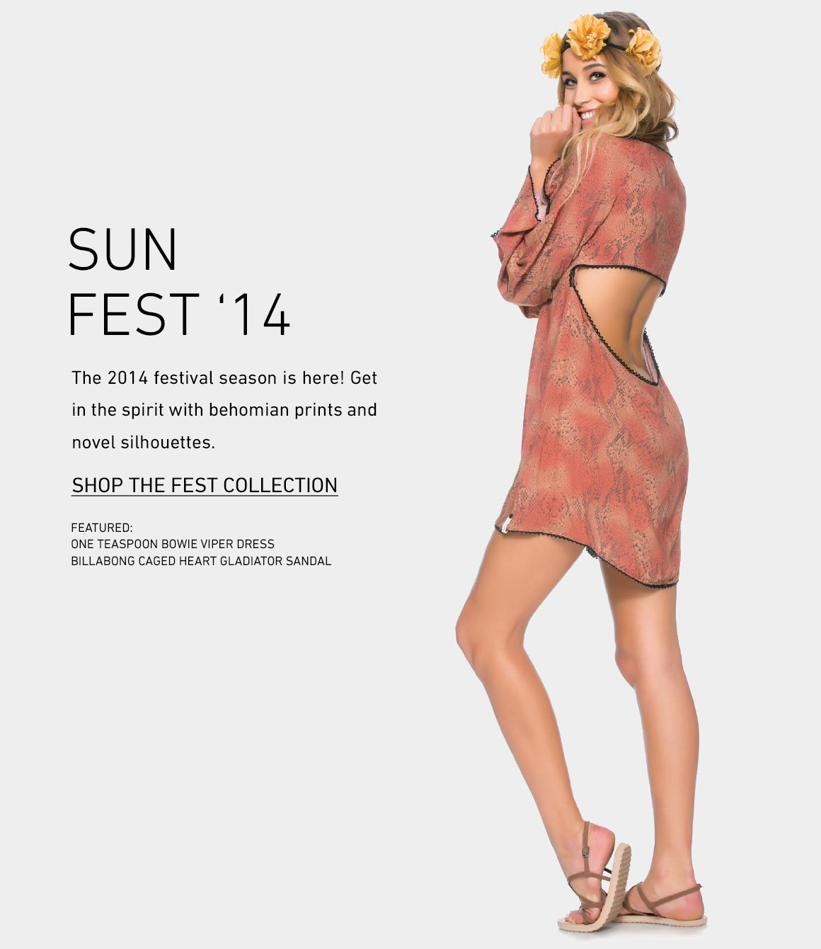 Shop New Festival Season Styles