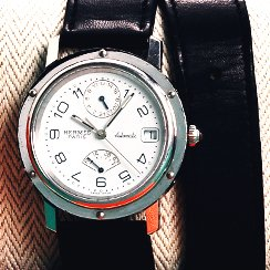 Luxury Timepieces from Cartier, Hermes, Tudor & more