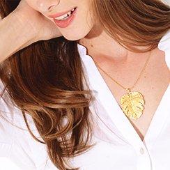 Ana Jewelry: Naturally Golden