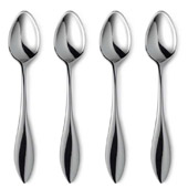 Indra Appetizer & Dessert Spoons. 4-pcs