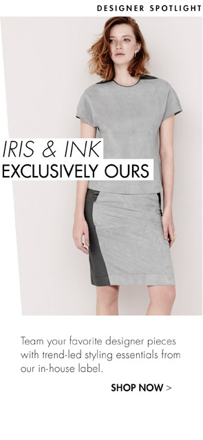 IRIS AND INK - EXCLUSIVELY OURS