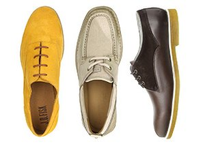 Up to 70% Off: Loafers & Oxfords