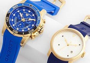 Bold Watches feat. Swiss Legend