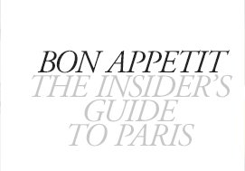 HALEIGH WALSWORTH | THE INSIDER'S GUIDE TO PARIS