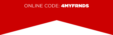 ONLINE CODE: 4MYFRNDS