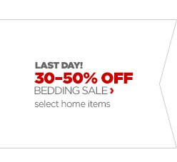 LAST DAY! 30–50% OFF BEDDING SALE › selest home items