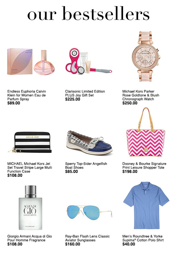 Our bestsellers