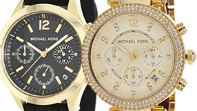Michael Kors and Marc Jacobs Watches