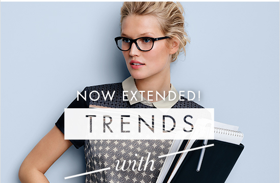 Now Extended!  TRENDS