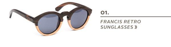 Francis Retro Sunglasses