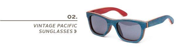 Vintage Pacific Sunglasses