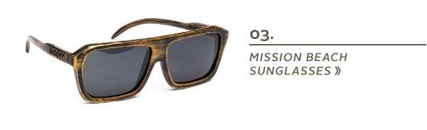 Mission Beach Sunglasses