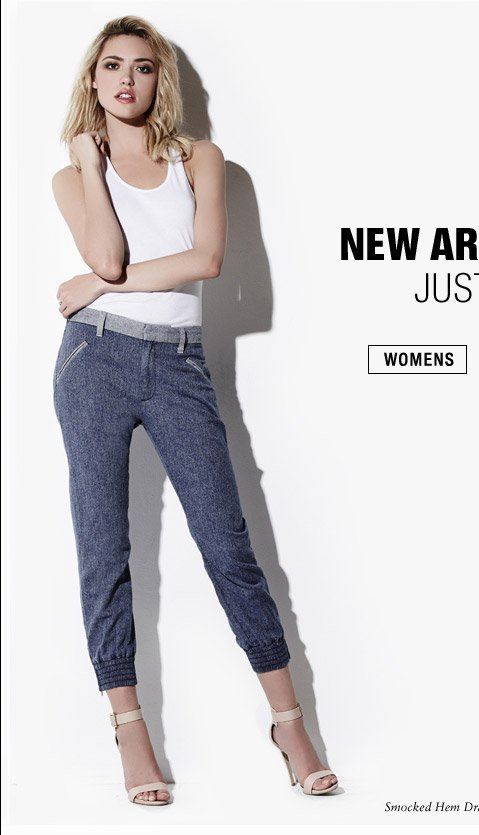 New Arrivals Just In - Womens