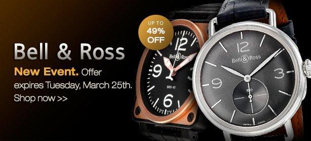 Bell & Ross  Flash Sale