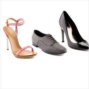The Luxe Shoe Spree