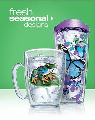 Fresh Seasonal designs