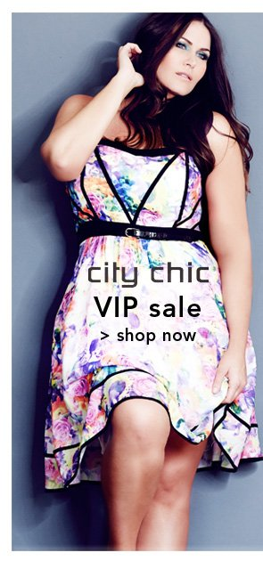 Shop City Chic VIP Sale