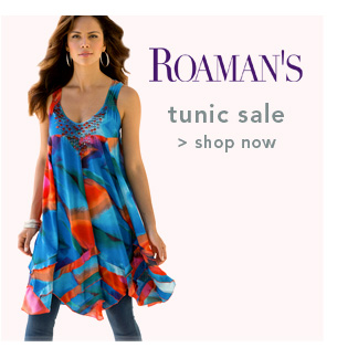 Shop Roaman's Tunic Sale