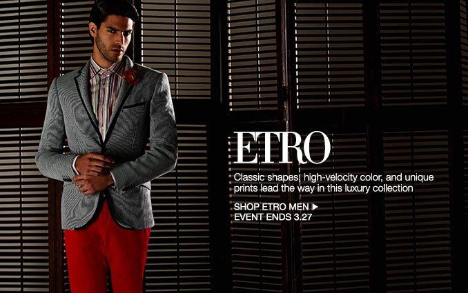 Shop Etro - Men