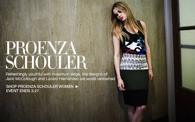 Shop Proenza Schouler - Ladies