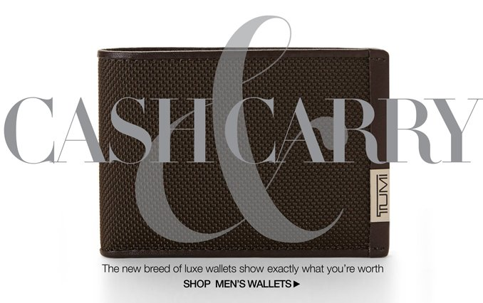 Shop Wallets - Men