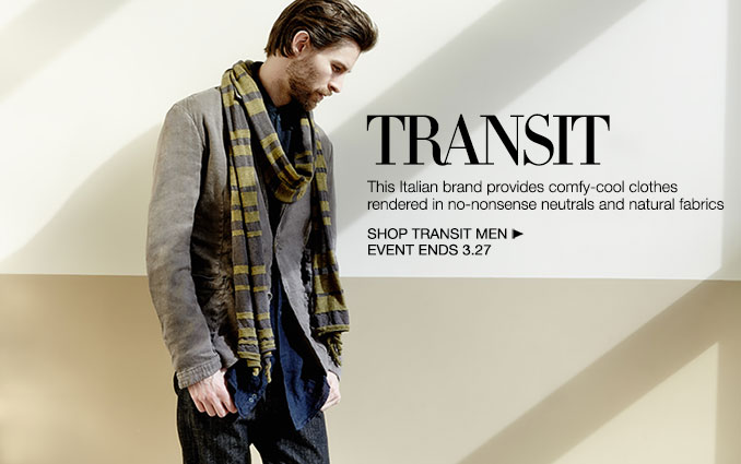Shop Transit - Men