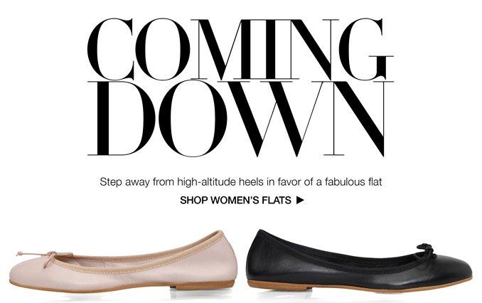 Ballet Flats - Ladies