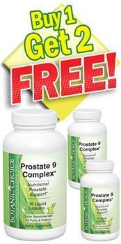 Prostate health, Prostate 9 Complex