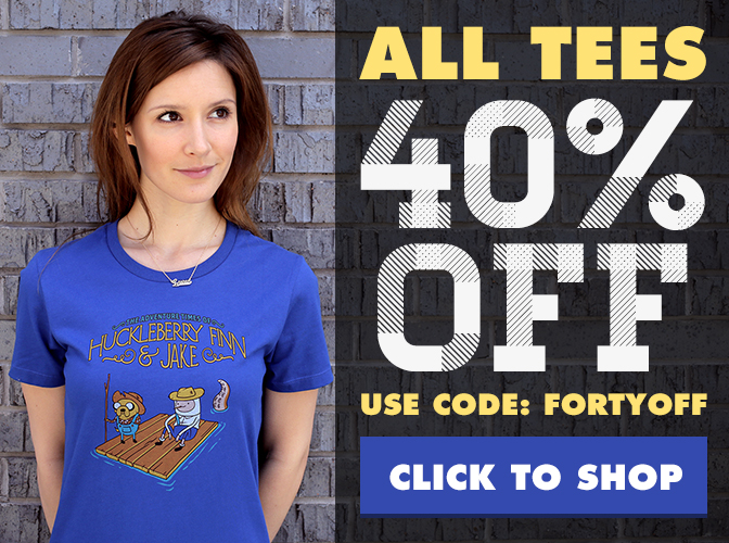 50% Off All Shirts —Shop Now!