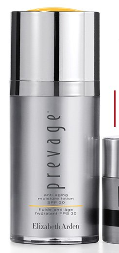Click through this email and enjoy luxe sizes of PREVAGE® Anti-aging Lotion SPF 30 and PREVAGE® Anti-aging Overnight Cream plus free shipping with ANY $40 purchase.