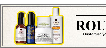 HEALTHY SKIN ROUTINE FINDER   Customize your healthy skincare routine in a few easy steps.   START